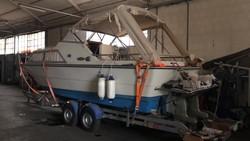 Coronet 24 Cabin Motorboat - Lote 0 (Subasta 4955)