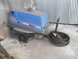 Construction site equipment - Lot 2 (Auction 4956)