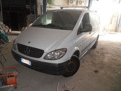 Mercedes Vito van - Lote 4 (Subasta 4956)