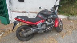 Moto Guzzi Breva V 1100 motorcycle - Lot 6 (Auction 4956)