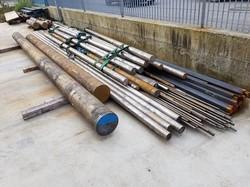 Stock di acciai speciali trafilati
