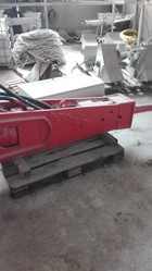 Indeco demolition hammer - Lot 13 (Auction 4961)