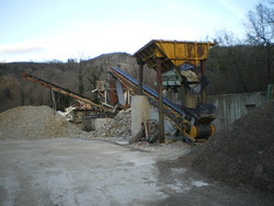 Crushing and screening plant - Lot 8 (Auction 4961)
