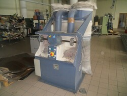 Banf hydraulic press and Sagitta folding machine - Auction 4962