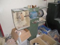 NoRwik column drill and brushing machine - Lot 10 (Auction 4962)