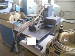 Fontana press and Omav gluing machine - Lot 3 (Auction 4962)