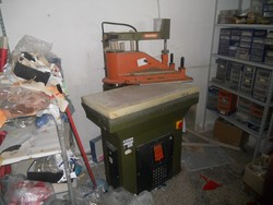 Atom heel seat lasting machine - Lot 8 (Auction 4962)
