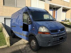Renault Master truck - Lot 1 (Auction 4972)