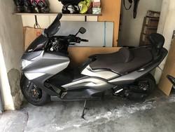 Motorcycle Yamaha TMax - Lot 3 (Auction 4972)