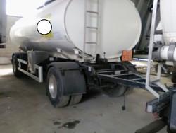 Bolgan tank trailer - Lot 3 (Auction 4973)