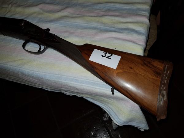 Immagine n. 8 - 1#4975 Fucili da caccia Franchi, Coccher e pistola Beretta