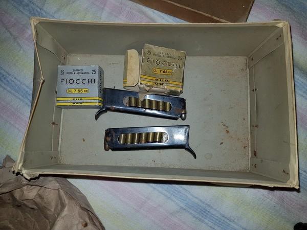 Immagine n. 25 - 1#4975 Fucili da caccia Franchi, Coccher e pistola Beretta