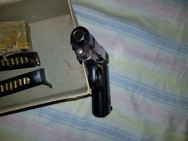 Immagine n. 26 - 1#4975 Fucili da caccia Franchi, Coccher e pistola Beretta