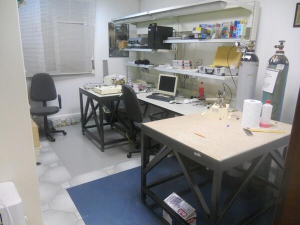 5#4977 Arredi e attrezzature per laboratorio in vendita - foto 1