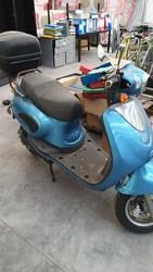 Scooter Eva - Lot 17 (Auction 4979)