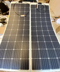 Flexible photovoltaic modules  2 piece package  - Lote 26 (Subasta 4979)