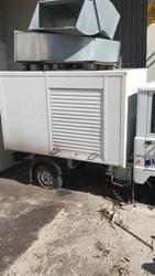 Body for vehicles such as Piaggio Porter - Lote 52 (Subasta 4979)
