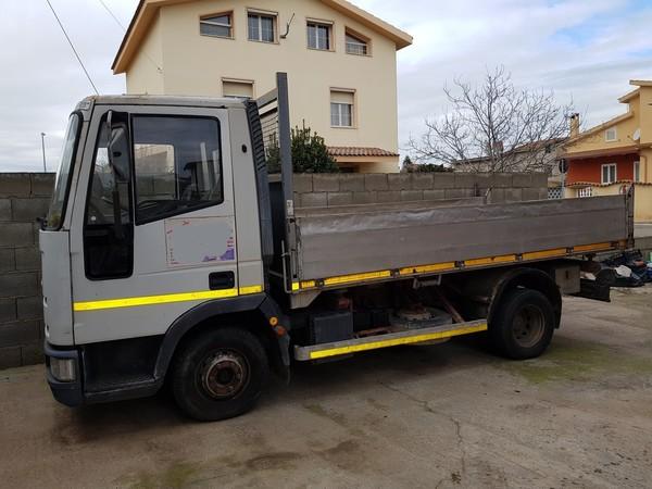 2#4982 Iveco Eurocargo