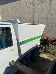 Autocarro Piaggio Porter con vasca ribaltabile - Lotto 1 (Asta 4984)
