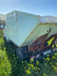 Gasolone Effedi truck with tilting tank - Lote 10 (Subasta 4984)