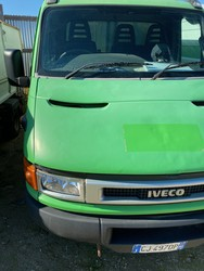 Iveco Daily tipper truck - Lot 14 (Auction 4984)