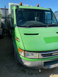 Iveco Daily tipper truck - Lot 15 (Auction 4984)