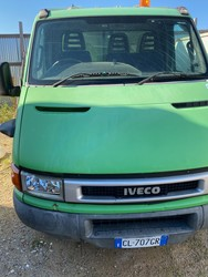 Iveco Daily tipper truck - Lot 16 (Auction 4984)