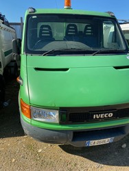 Iveco truck with tipper - Lote 21 (Subasta 4984)