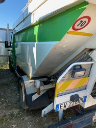Iveco truck with tipper compactor - Lot 23 (Auction 4984)