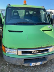 Iveco truck with tilting tank - Lote 28 (Subasta 4984)