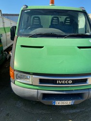 Iveco truck with tilting tank - Lote 29 (Subasta 4984)