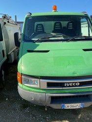 Iveco truck with tilting tank - Lote 30 (Subasta 4984)