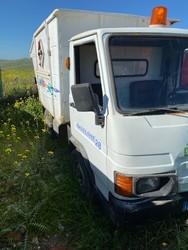 Effedi Gasolone truck with tilting tank - Lote 36 (Subasta 4984)