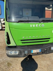 Vehicle Iveco two axle compactor - Lot 39 (Auction 4984)
