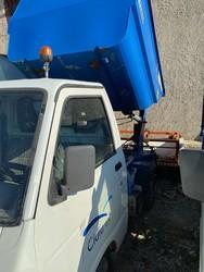 Autocarro Piaggio Porter con vasca ribaltabile - Lotto 4 (Asta 4984)
