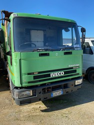 Vehicle Iveco two axle compactor - Lot 41 (Auction 4984)