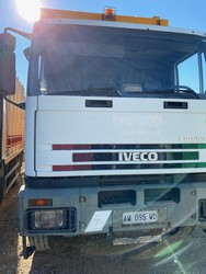 Vehicle Iveco Eurotech three axle compactor - Lot 43 (Auction 4984)