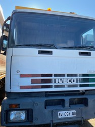 Vehicle Iveco Eurotech three axle compactor - Lot 44 (Auction 4984)
