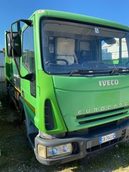 Vehicle Iveco two axle compactor - Lot 46 (Auction 4984)