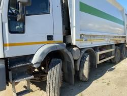 Vehicle Iveco Magirus four axle compactors - Lot 49 (Auction 4984)