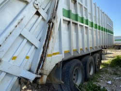 Rear compaction semitrailer - Lot 58 (Auction 4984)