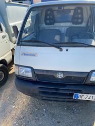 Autocarro Piaggio Porter con vasca ribaltabile - Lotto 6 (Asta 4984)