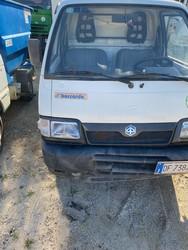Autocarro Piaggio Porter con vasca ribaltabile - Lotto 7 (Asta 4984)