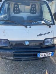 Autoveicolo Piaggio Porter con vasca ribaltabile - Lotto 8 (Asta 4984)