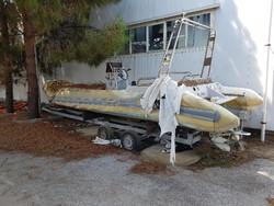 Inflatable boat Master 720 Openefe - Lote 5 (Subasta 4986)