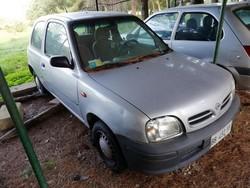 Autovettura Nissan Micra