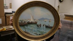 Paintings from the 1800s - Lot 2 (Auction 4988)