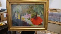 Paintings of 1900s - Lot 3 (Auction 4988)