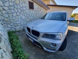 Autovettura BMW X3