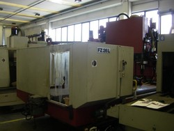 Chiron machining center - Lot 12 (Auction 4997)
